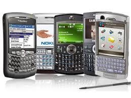 Social Media Internet Marketing Smartphones